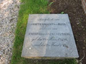 Oude graven worden weer leesbaar.
