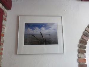 foto van Hans Sas in de Pronkkamer